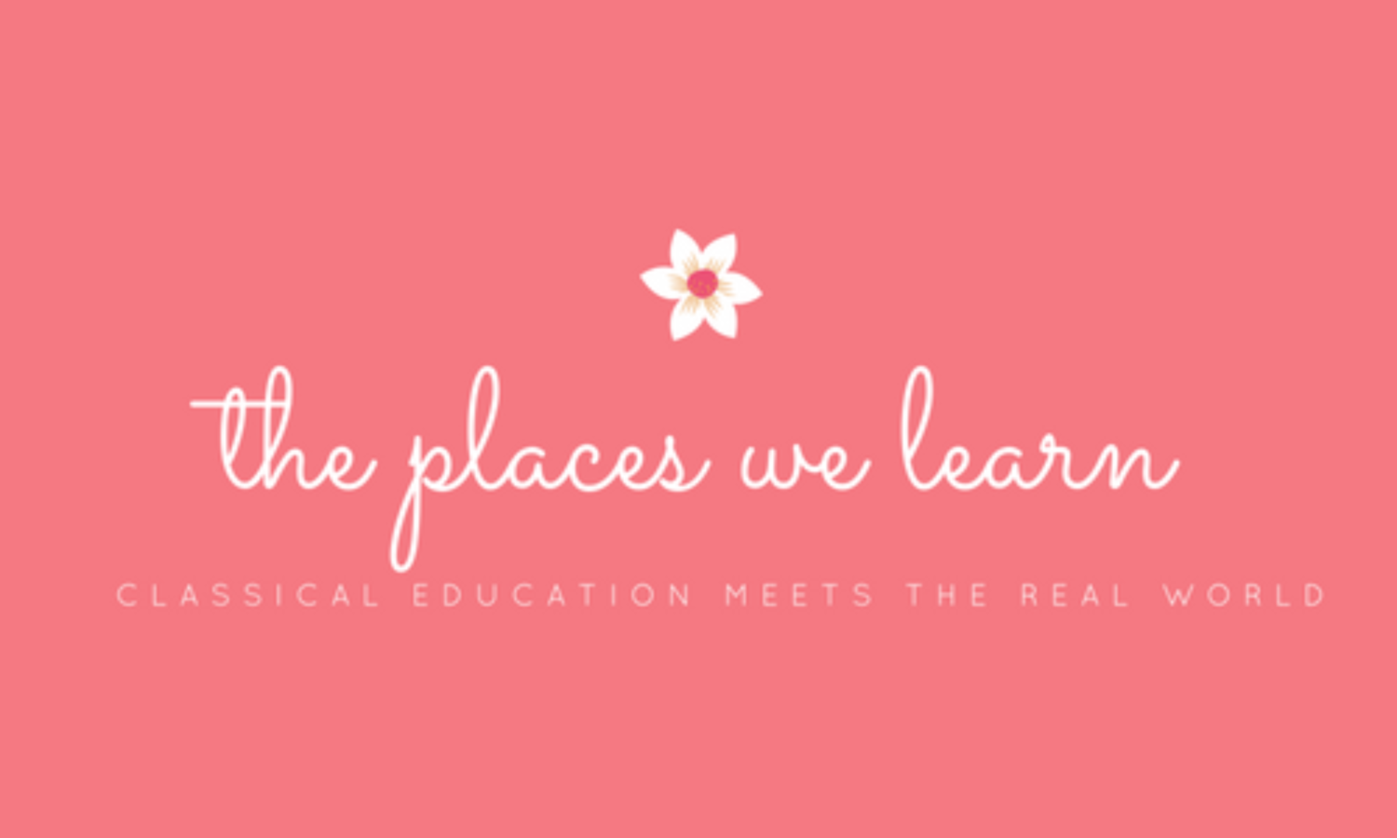 The Places We Learn